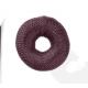 Kontyalátét barna szivacs 9cm