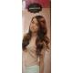 Kinessences oszlop fodrász poszter szőke hajú lány