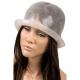 Melírozó kalap szilikon gumi fodrászkellék