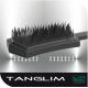 Hajkisimító és szuper hajbontó kefe TANGLIM-fekete