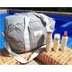 KINACTIF SUNCARE nyári strandoló hajápoló csomag strand táskával