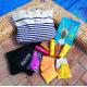 Maxima Sun Lovin nyári hajápoló midi csomag strandtáskával