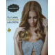 Kinessences fodrász poszter szőke hajú lány