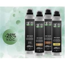 Nirvel Dry Color azonnali hajtőszínező óriás spray