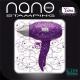 Könnyű hajszárító LIM-HAIR nano2900-lila