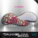 Hajkisimító és szuper hajbontó kefe Tanglim Exclusive econ-flower