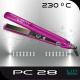 Legjobb hajvasaló hőfokú LIM PC28pink