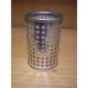 Hajcsavaró alumíniumból 15mm fodrászkellék