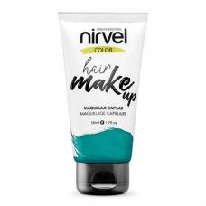 Nirvel Hair Make up kimosható alkalmi hajszínező Türkiz zöld