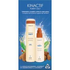 Kinactif Purity Oily zsíros korpás haj fejbőr és nagyon erős korpásodás ellen
