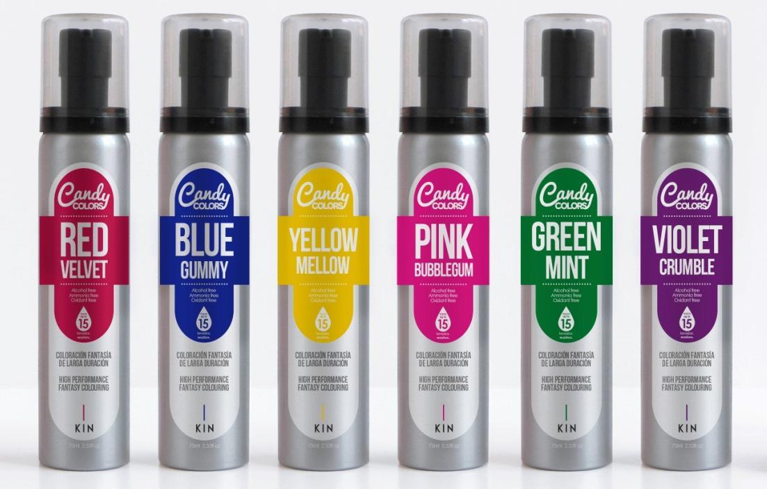 kin candy color extrm tarts hajsznez sznek - Color Out Nirvel